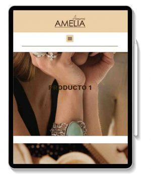 Amelia Theme