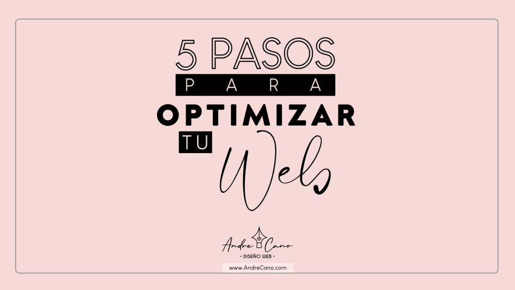 optimizar tu web